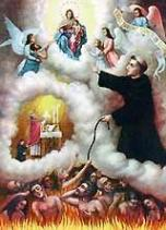 Rosary for the Souls of Priests in Purgatory